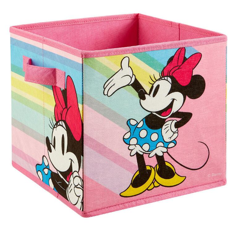 """9"""" Soft Storage Bin-Minnie Mouse"""
