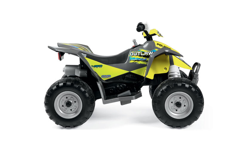 Peg-Perego Polaris Outlaw - Citrus