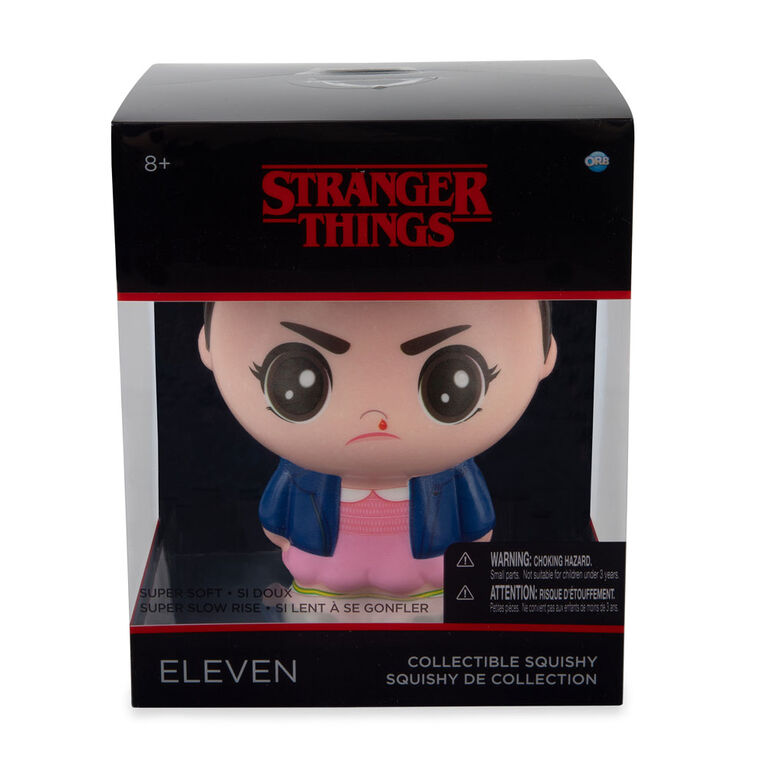 Stranger Things Soft'n Slo Squishies Ultra Eleven