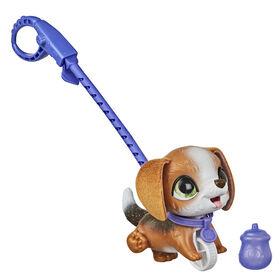 furReal Petits pas Peealots, beagle interactif