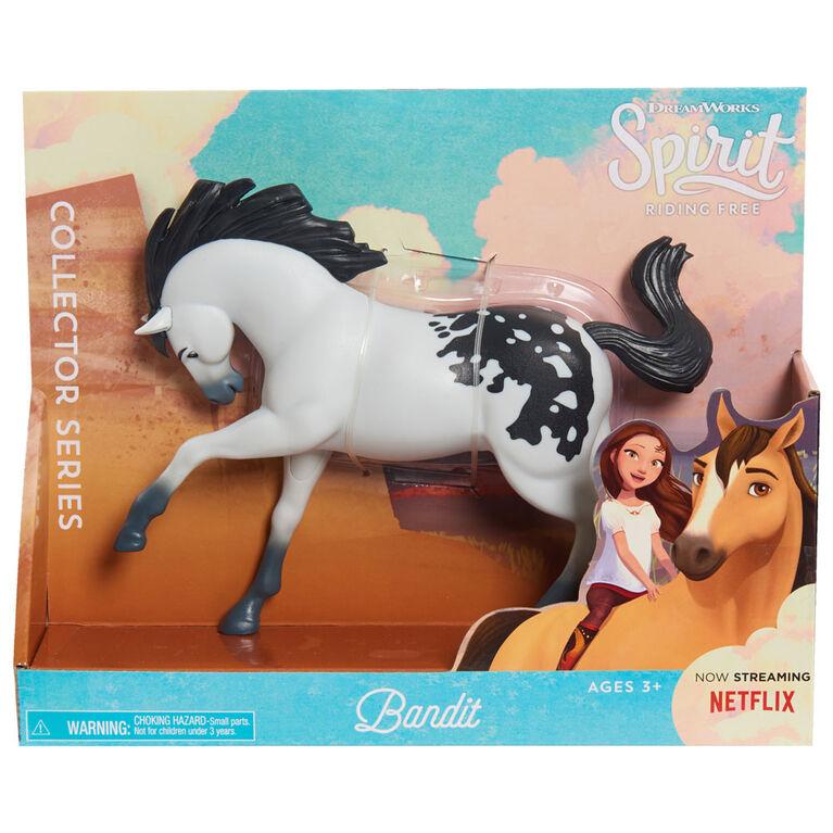 Spirit Collector Horse - Bandit Horse