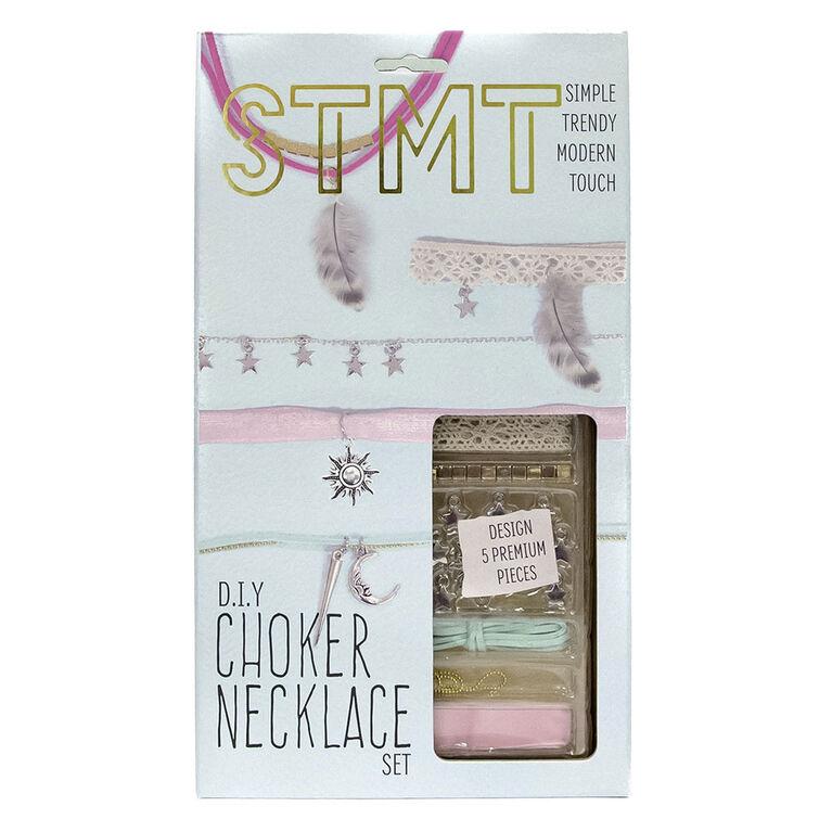 STMT Choker Necklace Set