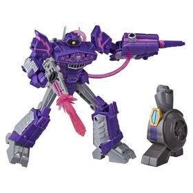 Transformers Cyberverse Deluxe Class Shockwave Action Figure