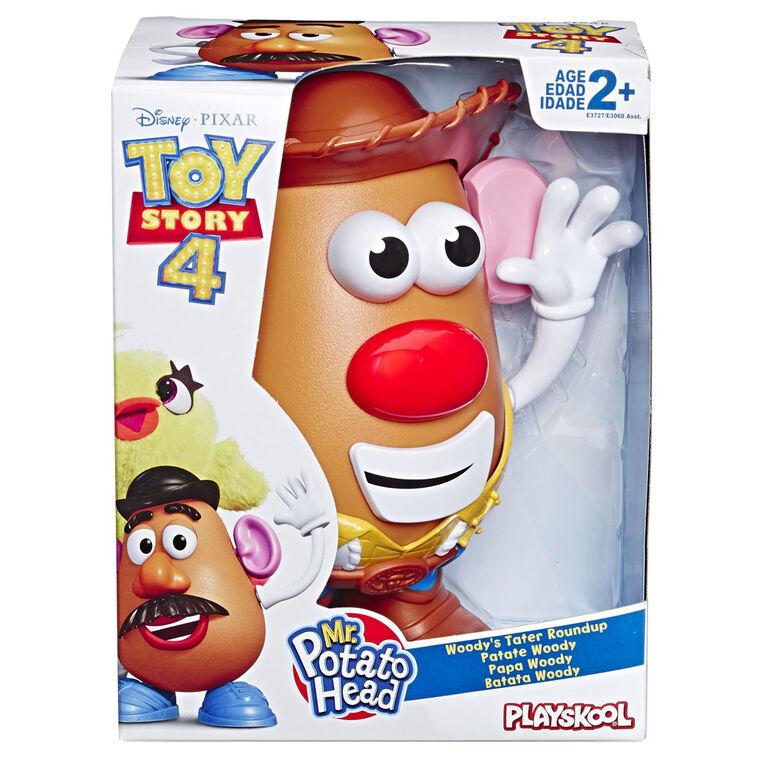 Mr Potato Head Disney/Pixar Histoire de jouets 4 - Minifigurine Patate Woody