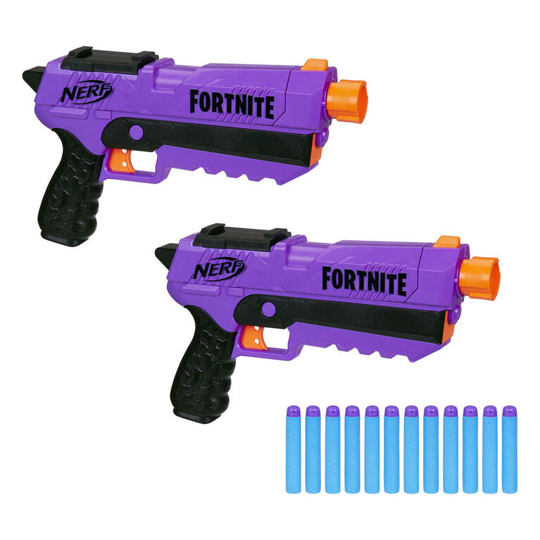Nerf Fortnite DP-E Dart Blasters - R Exclusive