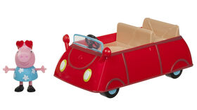 Peppa Little Red Car