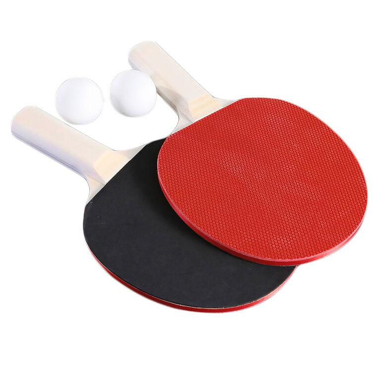 Drop Shot - Ensemble de tennis de table portative 105 cm