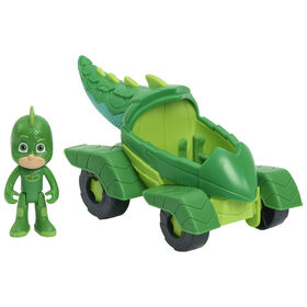 PJ Masks Gekko & Gekko-Mobile - English Edition