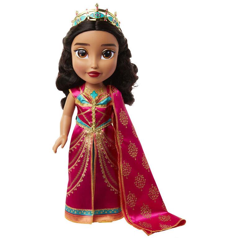"Aladdin Live Action 15"" Jasmine Doll"