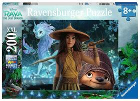 Disney's Raya and the Last Dragon puzzle 200pc