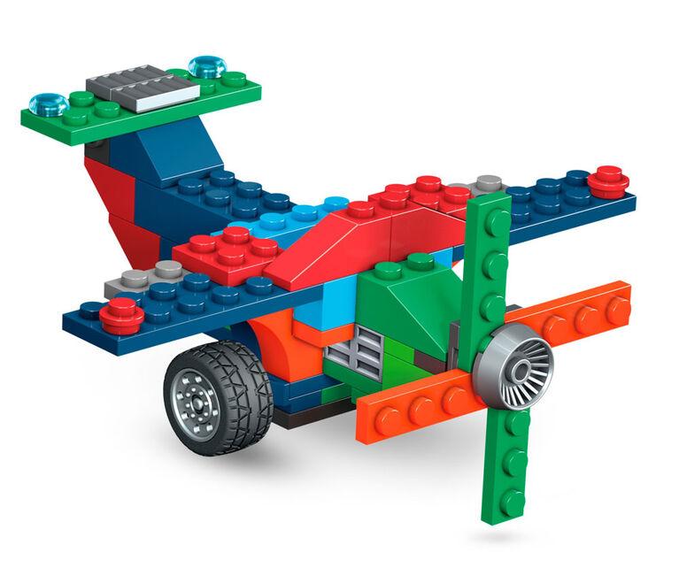Mega Construx - Boîte de Construction de 253 pièces