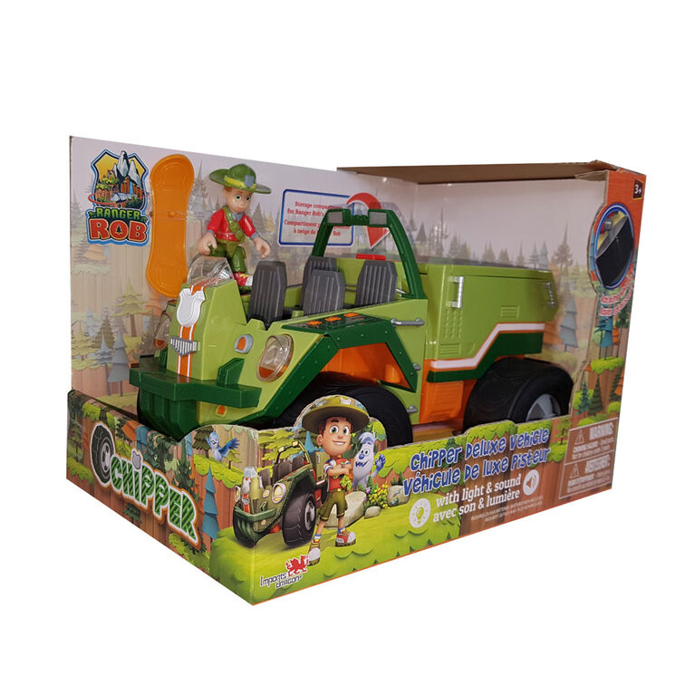 Ranger Rob - Chipper Vehicle
