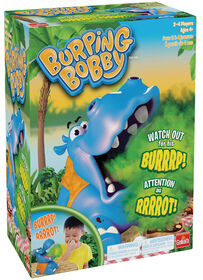 Goliath: Burping Bobby Game