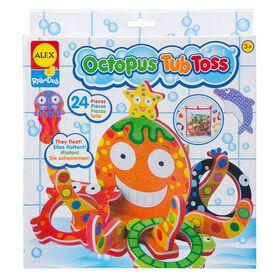 Rub A Dub Octopus Tub Toss