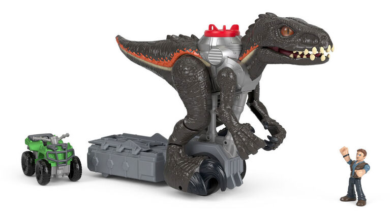 Fisher-Price - Imaginext - Jurassic World -  Indoraptor Motorisé
