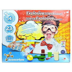 Science4you - Science Explosive Kaboom!