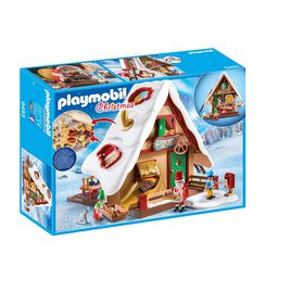 Playmobil - Christmas Bakery with Cookie Cutters