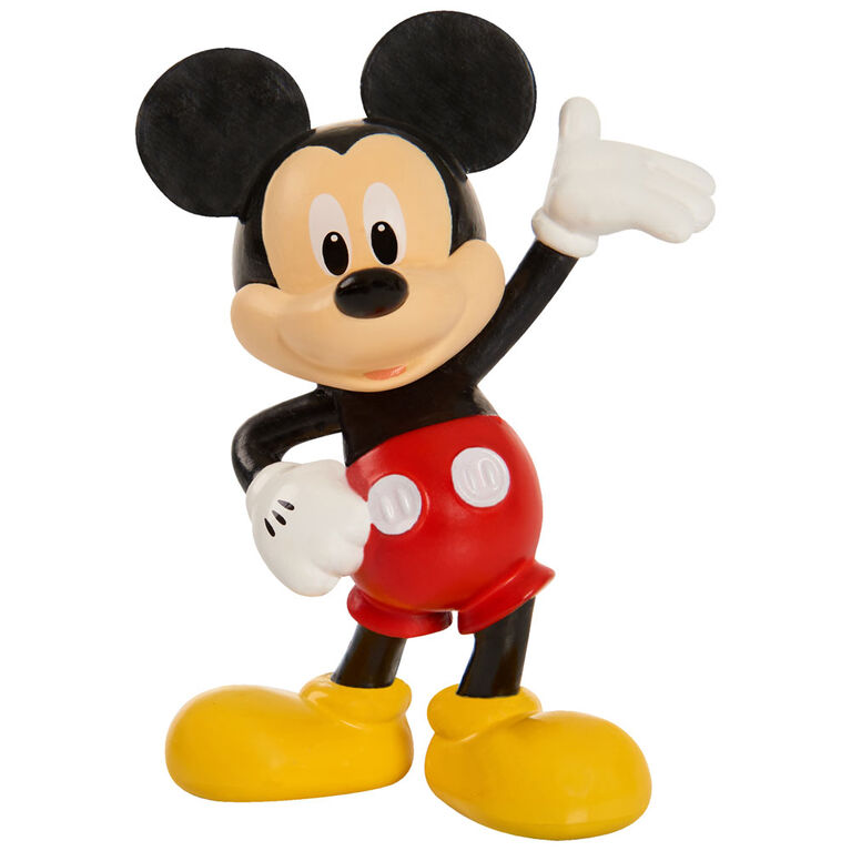 Mickey Mouse Collectible Figure Set - 5 Pack