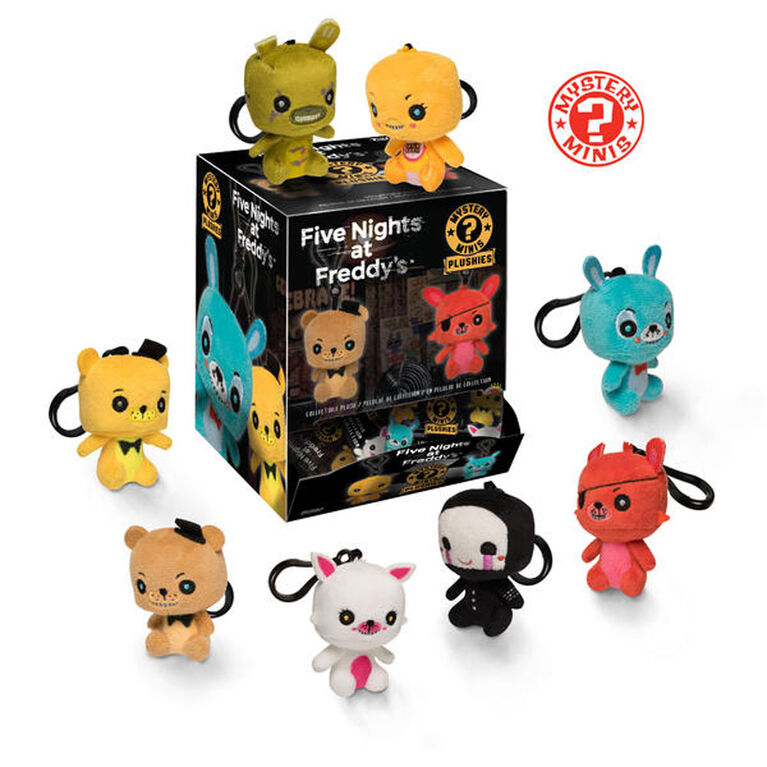 Funko Blind Bag Plush! Games: Five Nights at Freddy's Plush Figure