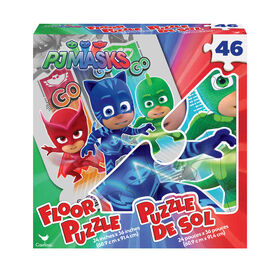 PJ Masks 46-Piece Floor Puzzle