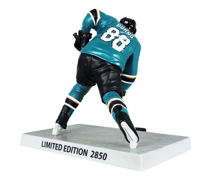 "Brent Burns San Jose Sharks 6"" NHL Figures"