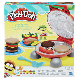 Play-Doh - Créations barbecue