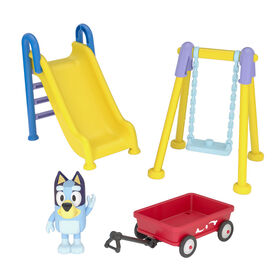 Bluey Mini Playset - Park