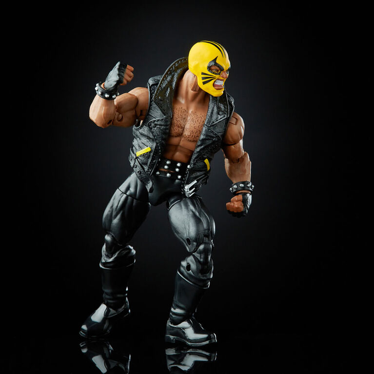 Hasbro Marvel Legends Series Gamerverse: 6-inch Collectible Marvel's Rage Action Figure Toy
