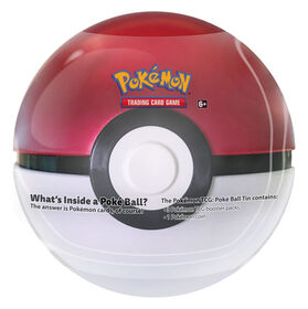 Pokemon Pokeball Tin - Wave 3 - Red Ball