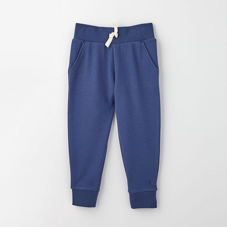 just chilling jogger, 4-5y - dark blue
