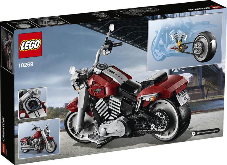 LEGO Creator Expert Harley-Davidson Fat Boy 10269