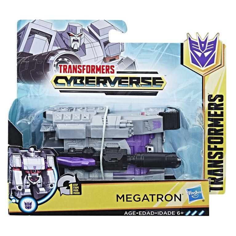 Transformers Cyberverse 1 - Step Changer Megatron