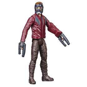 Marvel Avengers Titan Hero Series Star-Lord with Titan Hero Power FX Port