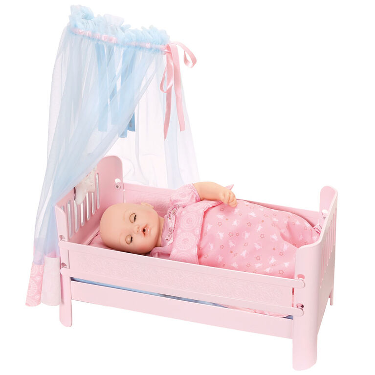 Baby Annabell Sweet Dreams Bed Doll Set