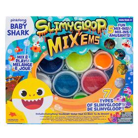 SLIMYGLOOP  Mix'Ems Bébé Requin Suprêmes