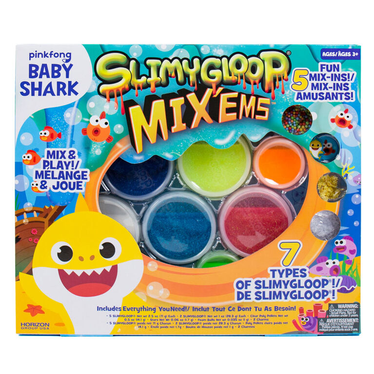 Baby Shark Ultimate Mix'ems