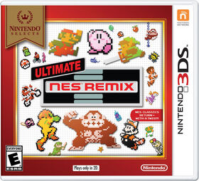 Nintendo 3DS - Nintendo Selects: Ultimate NEW Remix
