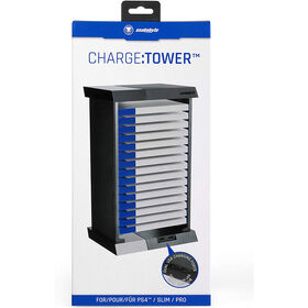 PlayStation 4 snakebyte Charge:Tower