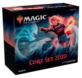 """Magic: Le Rassemblement - Bundle """"Édition de Base 2020""""."""