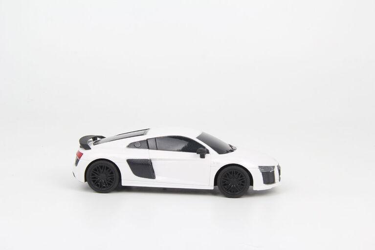Braha - Audi R 8 - White