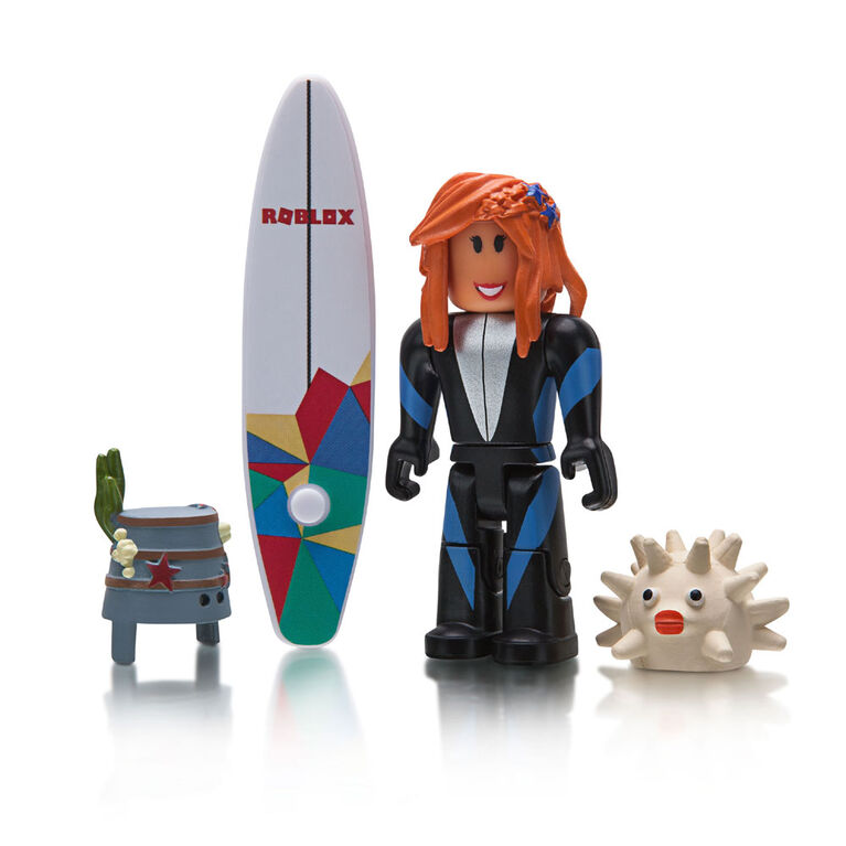 Roblox Celebrity - Sharkbite Surfer Core Figure