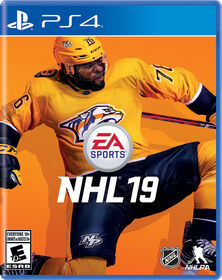 PlayStation 4 - NHL 19