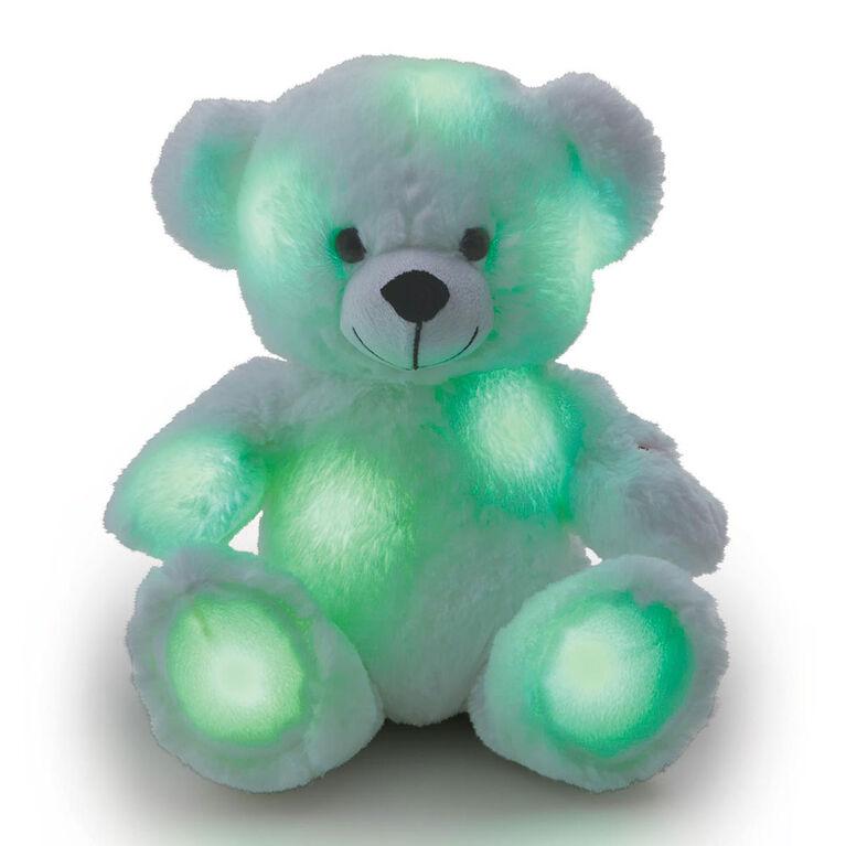 Ourson brillant illuminé Snuggle Buddies - Notre exclusivité