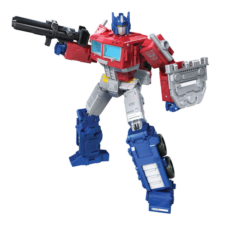 Hasbro Transformers Leader WFC-K11 Optimus Prime
