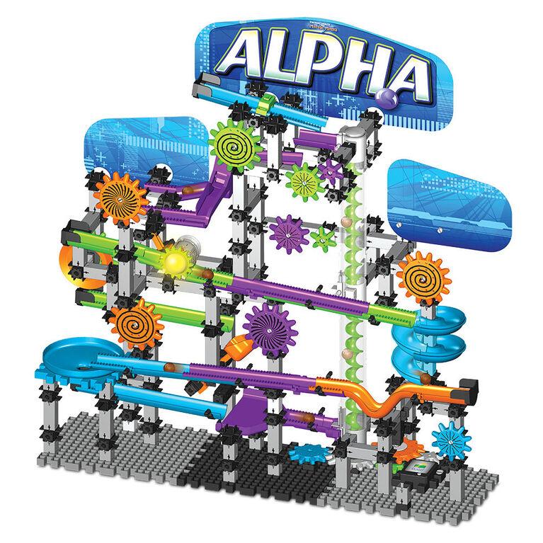 Techno Gears Marble Mania Alpha