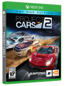 Xbox One - Project Cars 2