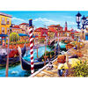 Travel Diary Venice - 550 Piece Jigsaw Puzzle