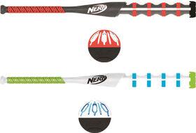 Nerf Power Blast Bat and Ball Set