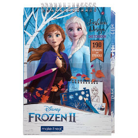 Frozen II Sketchbook - English Edition
