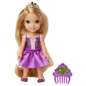 Petite Rapunzel with Glittered Hard Bodice + Comb